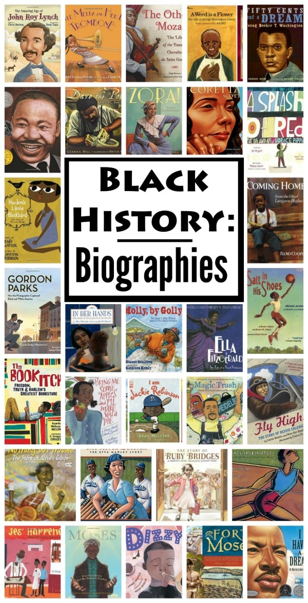 Black History: Biographies for Kids